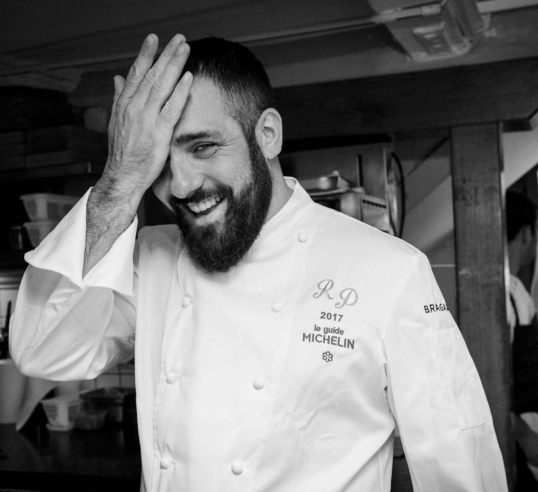 Chef Romain Paillereau