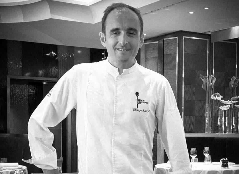 Chef Philippe Bourrel